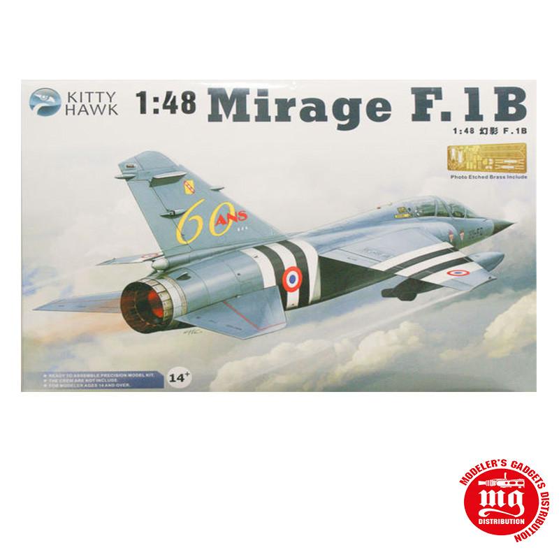 MIRAGE F. 1B Kitty Hawk KH80112
