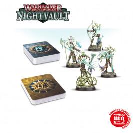 Warhammer Underworlds: Nightvault – Guardianes de Ylthari en ESPAÑOL