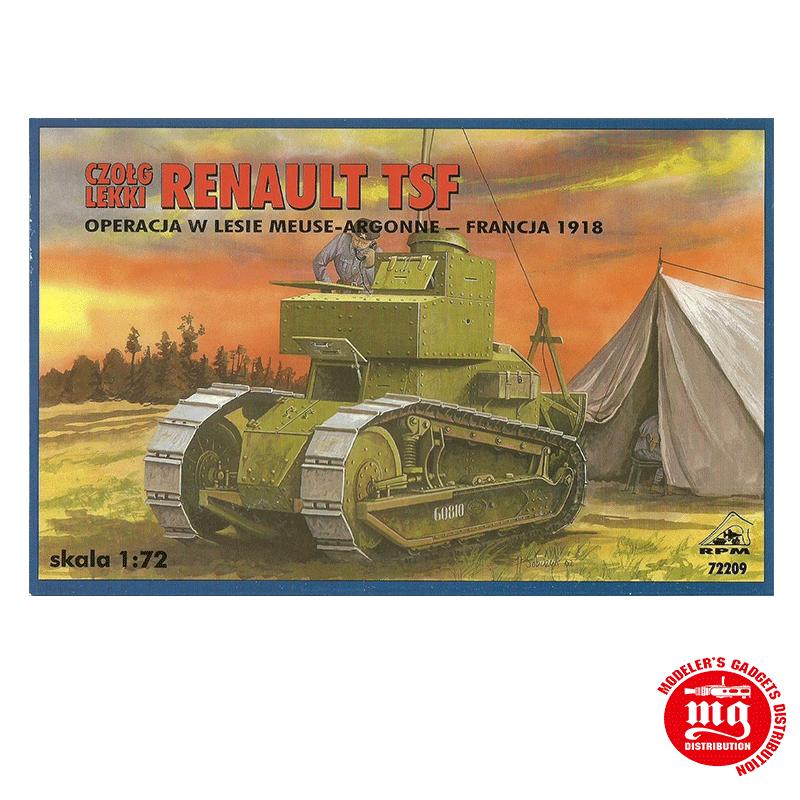 RENAULT TSF RPM 72209