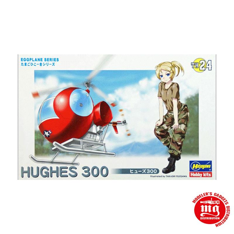 HUGHES 300 HASEGAWA 60134