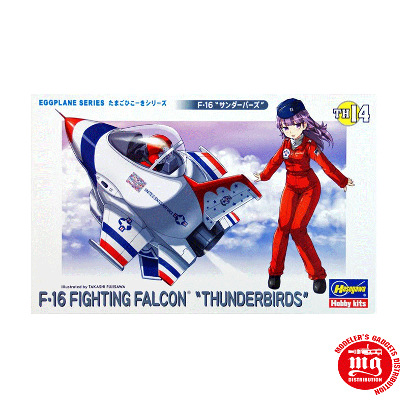 F-16 FIGHTING FALCON THUNDERBIRDS HASEGAWA 60124