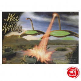 THE WAR OF THE WORLDS PEGASUS 9002