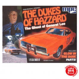 THE DUKES OF HAZZARD THE GHOST OF GENERAL LEE MPC 754
