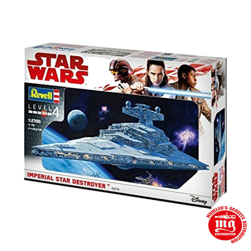 IMPERIAL STAR DESTROYER STAR WARS REVELL 06719