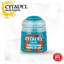 THOUSAND SONS BLUE BASE CITADEL 21-36