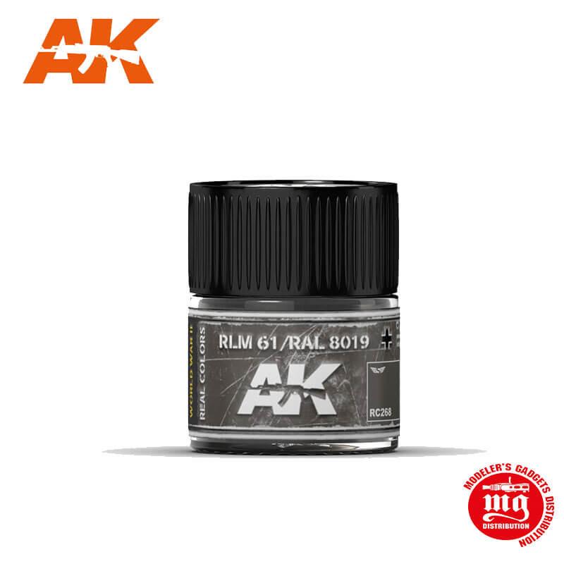 RLM 61 RAL 8019 RC268