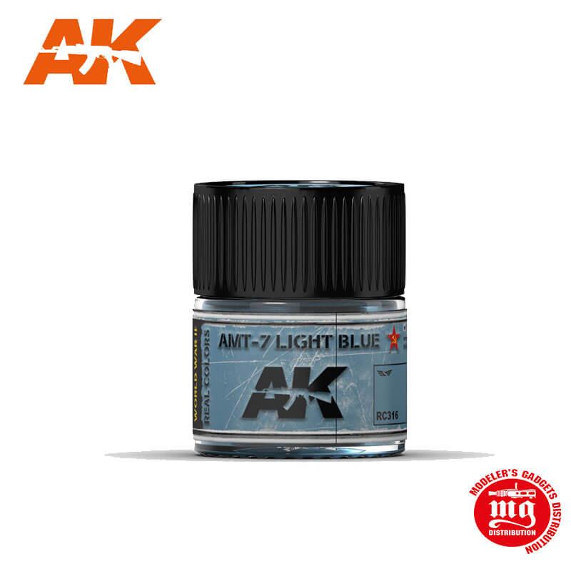 AMT-7 LIGHT BLUE RC316