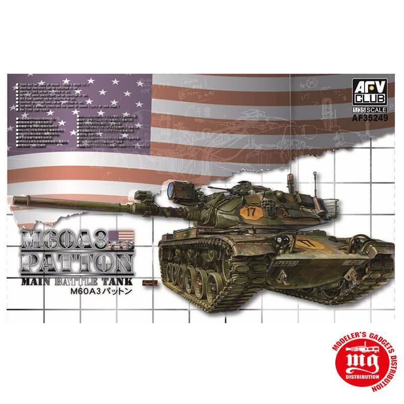 M60A3 PATTON AFV CLUB AF35249
