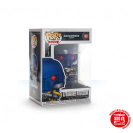 FUNKO POP ULTRAMARINES INTERCESSOR FUNKO 499 WARHAMMER 40000
