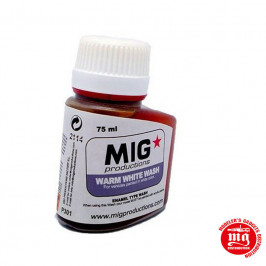 WARM WHITE WASH MIG PRODUCTIONS P301