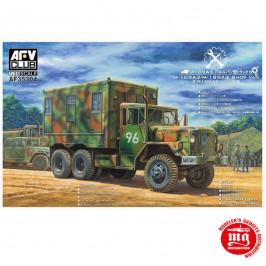 M109A3 M185A3 SHOP VAN AFV CLUB AF35304