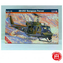 AB-212 FUERZAS EUROPEAS MISTER CRAFT A040543