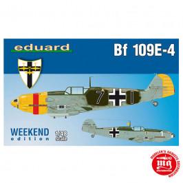 Bf 109E-4 EDUARD 84153