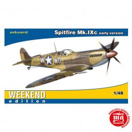 SPITFIRE Mk.IXc EARLY VERSION EDUARD 84137