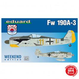 Fw 190A-3 EDUARD 84112