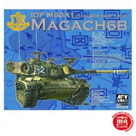 IDF M60A1 MAGACH6B AFV CLUB AF35309