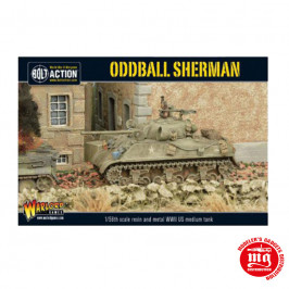 ODDBALL SHERMAN BOLT ACTION