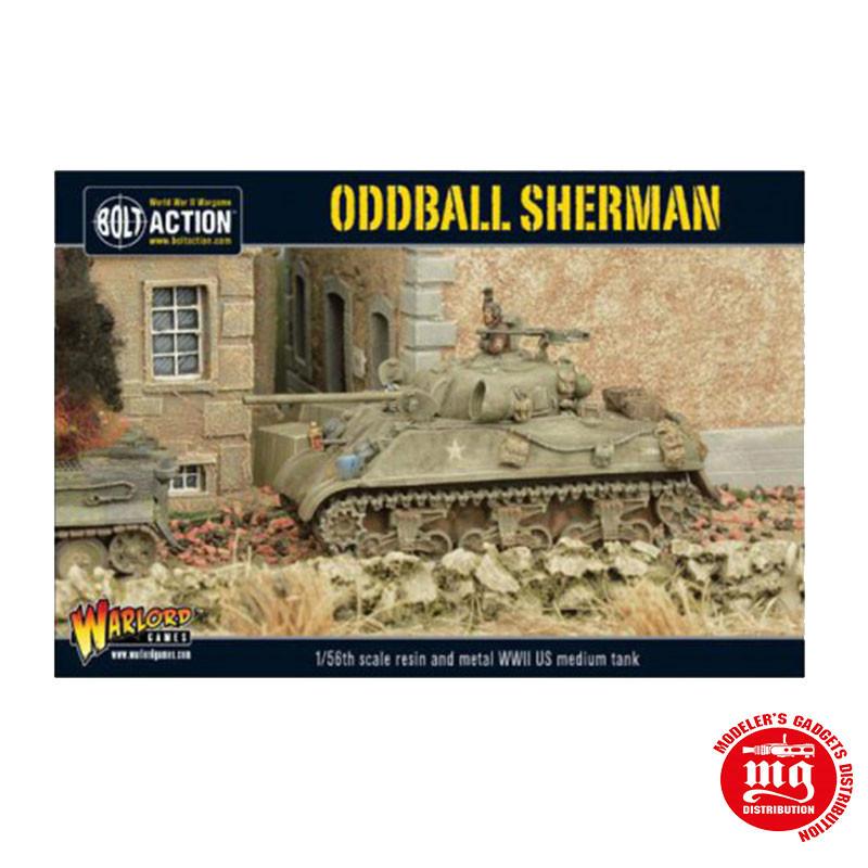 ODDBALL SHERMAN BOLT ACTION