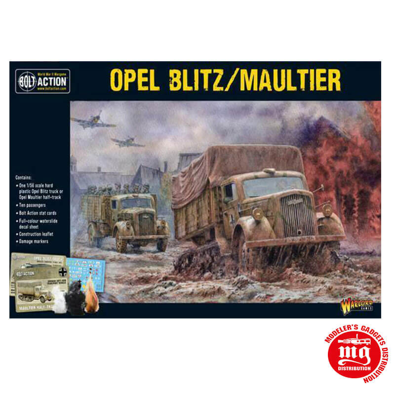 OPEL BLITZ MAULTIER BOLT ACTION