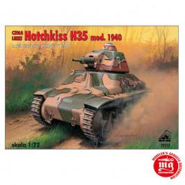 HOTCHKISS H35 MODELO 1940 RPM 72217