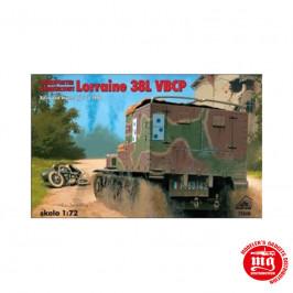LORRAINE 38L VBCP RPM 72508