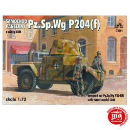 Pz SPAHWAGEN P204 f RPM 72301