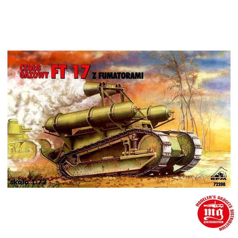FT 17 Z FUMATORAMI RPM 72208