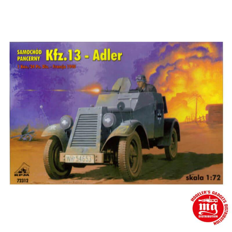 Kfz.13 ADLER RPM 72312