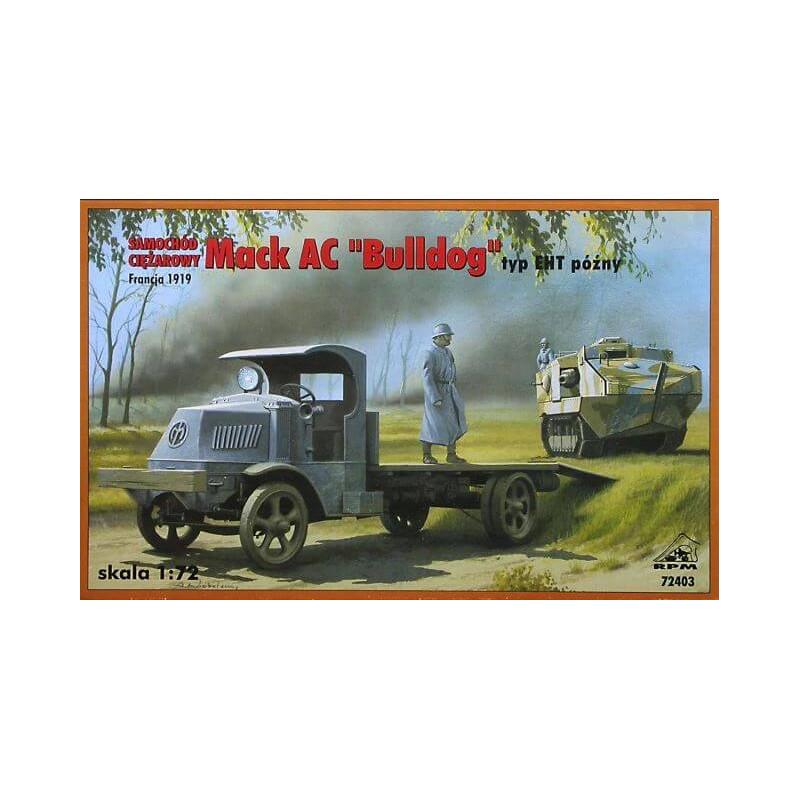MACK AC BULLDOG TYPE EHT RPM 72403