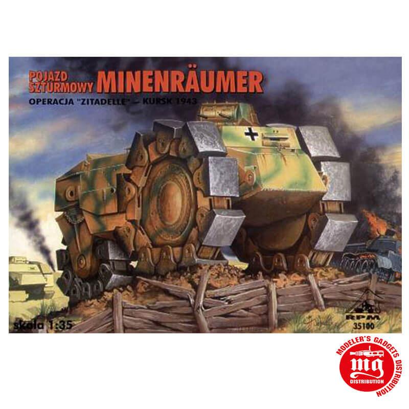 MINENRAUMER RPM 35100