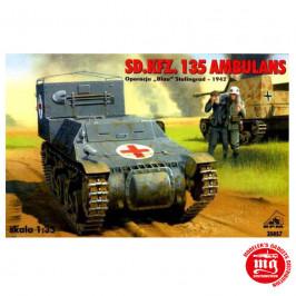 SD.KFZ.135 AMBULANS