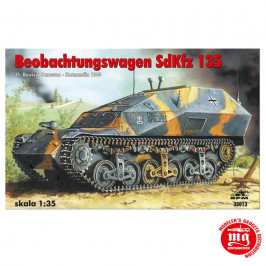 BEOBACHTUNGSWAGEN SdKfz 135 RPM 35013