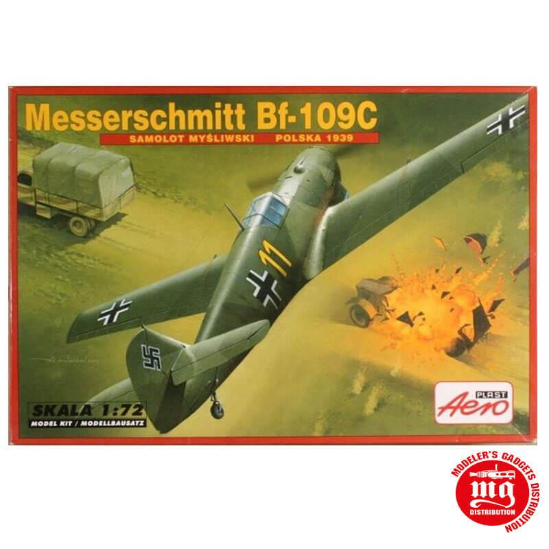 MESSERSCHMITT Bf-109C AEROPLAST 00264