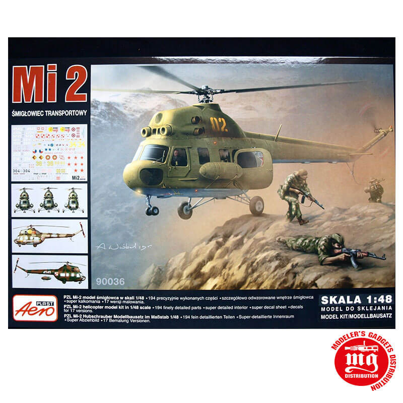 Mi2 AEROPLAST 90036