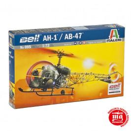 AH-1/AB-47 ITALERI 095