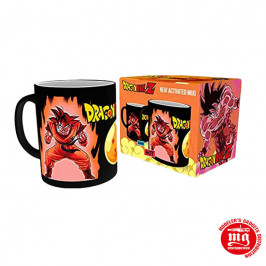 TAZA TERMICA DRAGON BALL