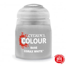 BASE CORAX WHITE CITADEL 21 52