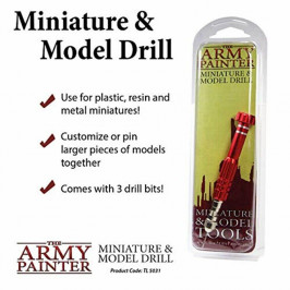 MINIATURE AND MODEL DRILL THE ARMY PAINTER TL5031
