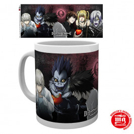 TAZA DEATH NOTE GRUPO