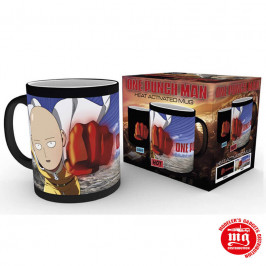 TAZA TERMICA ONE PUNCH MAN