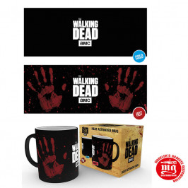 TAZA TERMICA THE WALKING DEAD