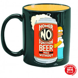 TAZA THE SIMPSONS