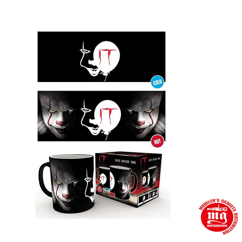 TAZA TERMICA IT PENNYWISE