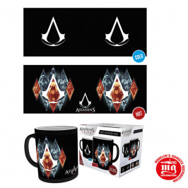 TAZA TERMICA ASSASSINS CREED