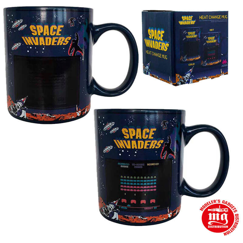 TAZA TERMICA SPACE INVADERS