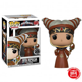 FUNKO POP RITA REPULSA POWER RANGERS