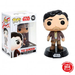 FUNKO POP POE DAMERON STAR WARS
