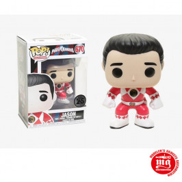 FUNKO POP JASON POWER RANGERS