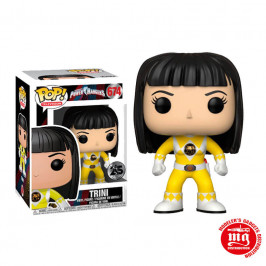 FUNKO POP TRINI POWER RANGERS