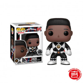 FUNKO POP ZACK POWER RANGERS
